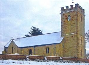 Bayton Church