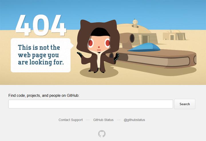 page error GitHub - مجلة ووردبريس