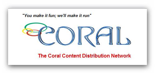 coral cdn service - مجلة ووردبريس