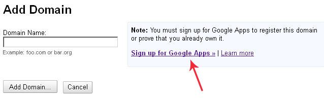 google app engine add domain 004 - مجلة ووردبريس