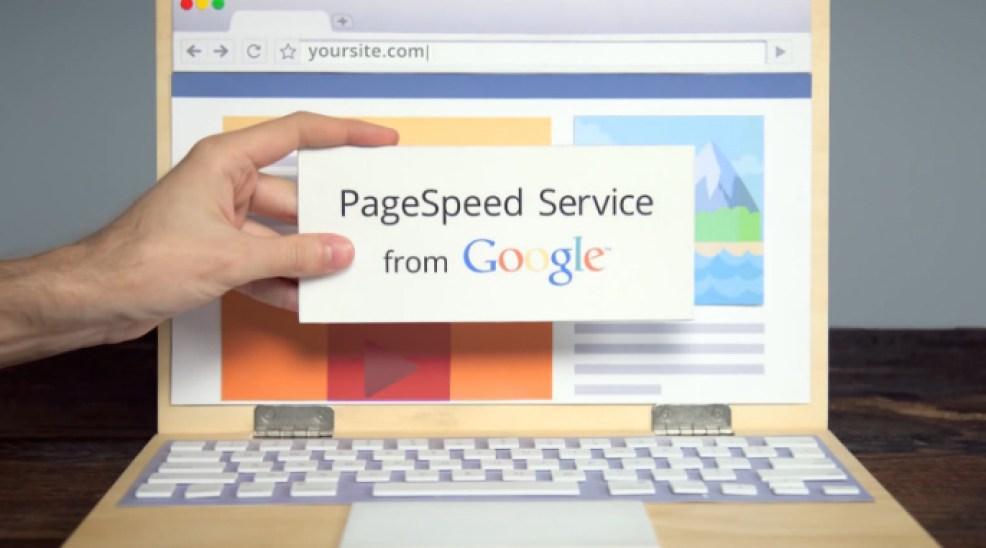 لمحة عن بعض خصائص خدمة جوجل PageSpeed