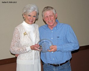 2015 Thoroughbred Charities of America Award of Merit: Russ Rhone
