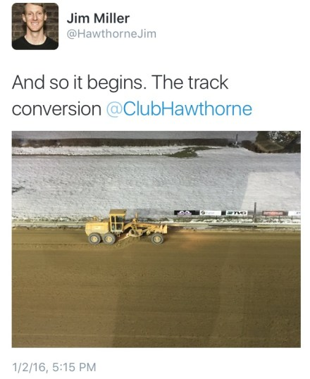 HAW conversion