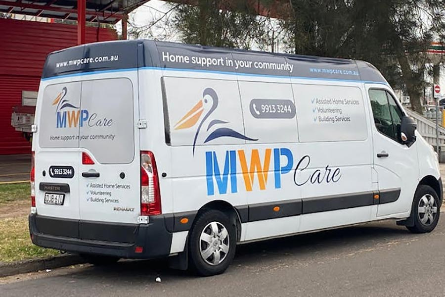 MWP Care - Social Outings Bookings