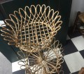 Cast Iron 3 Tier Plant Stand Antiques Vintage Mid Century By Mark Wright
