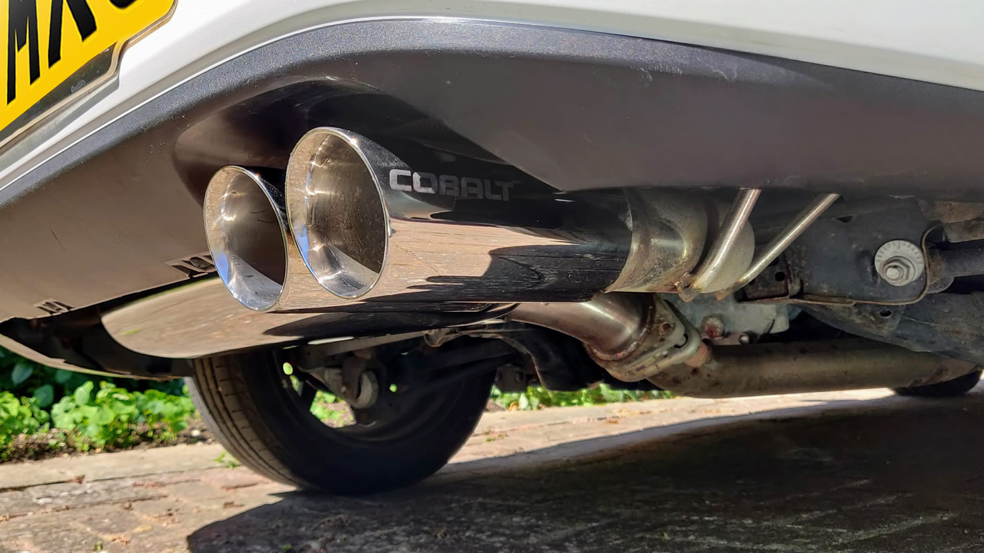 upgrading the exhaust mx 5 nd blog