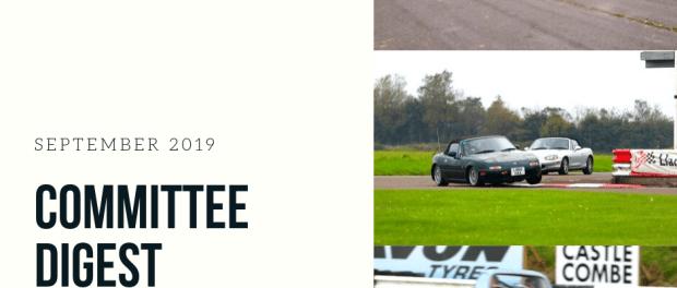 Committee Digest Sep 2019