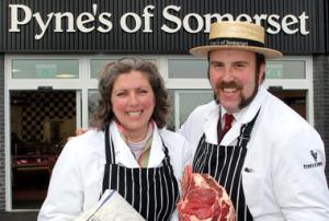Sausage making tour / demo. @ Pyne the Butcher, | North Petherton | England | United Kingdom