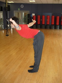 STRETCHING DINAMICO CATENA POST. 3