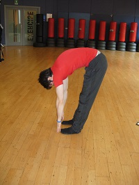 STRETCHING DINAMICO CATENA POST. 4