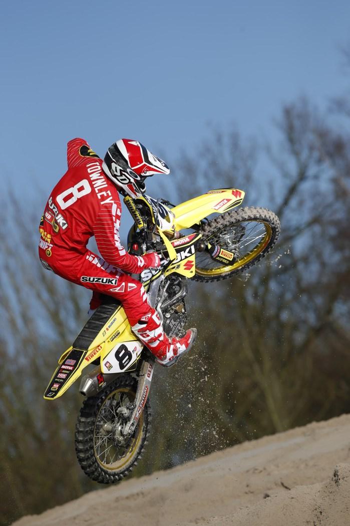 Ben Townley_Suzuki World MXGP_Suzuki RM-Z450 ©Suzuki-racing.com