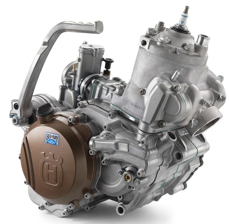 Husky-TC-250-engine