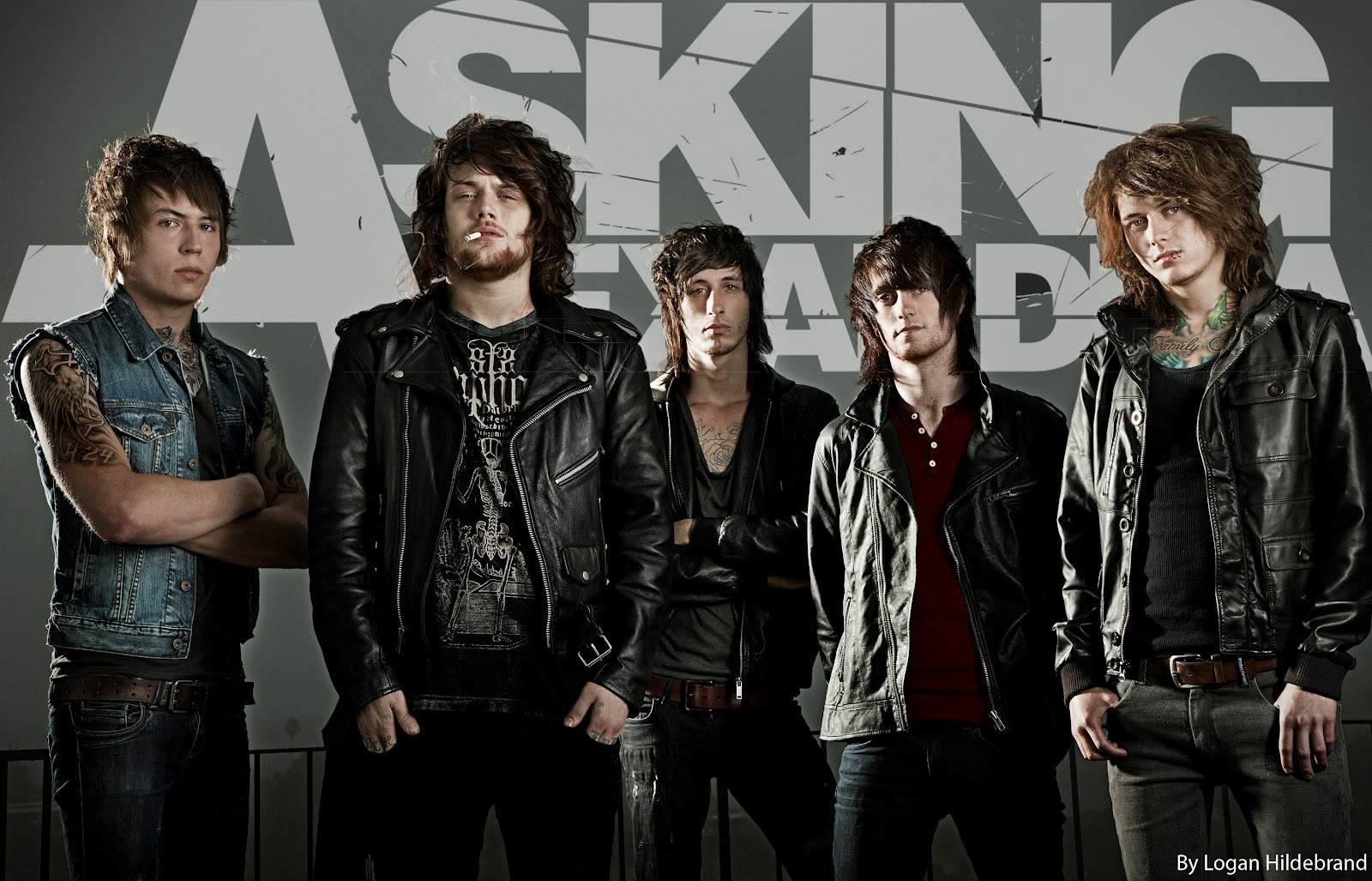 Asking Alexandria Release Video For Run Free