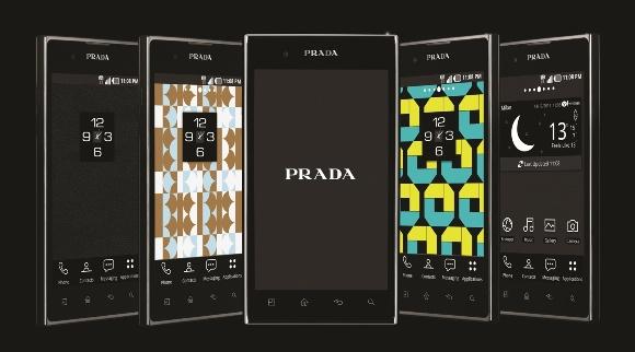 LG Prada 3 ทันขายในงาน Thailand Mobile Expo 2012 พร้อมราคาสมค่าแบรนด์