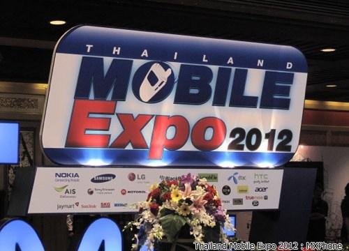เก็บตกบรรยากาศ Thailand Mobile Expo 2012 รอบต้นปี