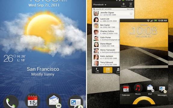 ผลบุญ ROM หลุดของ HTC Endeavor เห็น HTC Sense 4.0 ของใหม่กันจะๆ
