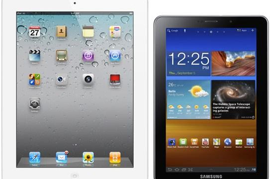 เสียรังวัด Tablet ที่ขายดีที่สุดในเกาหลีใต้กลับไม่ใช่ Galaxy Tab แต่เป็น iPad