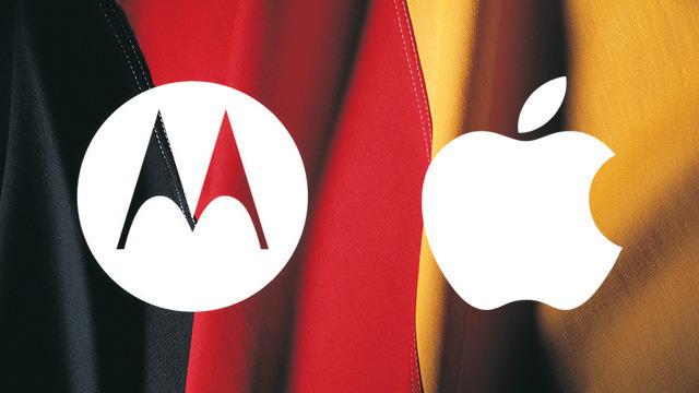 คดี Apple ละเมิดสิทธิบัตร 3G/UMTS ของ Motorola สิ้นสุดแล้ว ชัยชนะตกเป็นของ Apple !