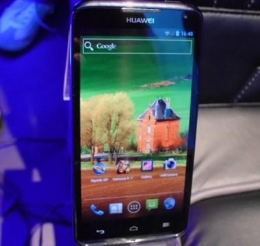 Huawei Ascend D Quad เริ่มผลิตมิถุนายนนี้ เจอกันอีกทีกรกฏาคมโน่น