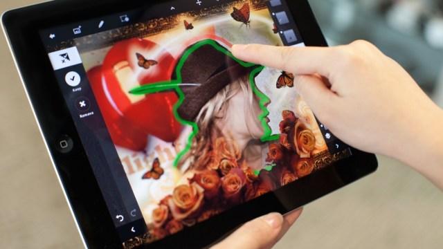 Adobe Photoshop Touch พร้อมใช้งานแล้วสำหรับไอแพด
