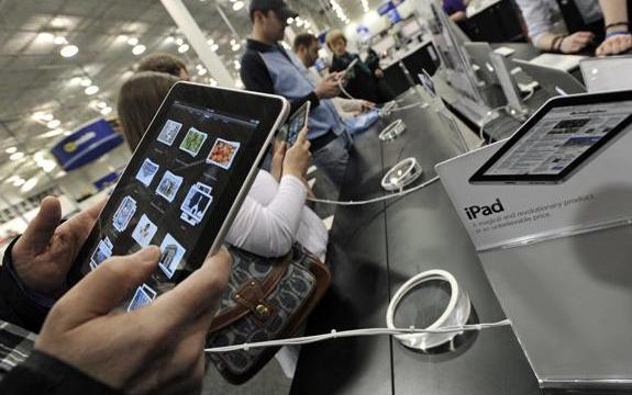 ลือมาอีกแล้ว Apple กำลังทดสอบ iOS6 บน iPad รุ่นใหม่