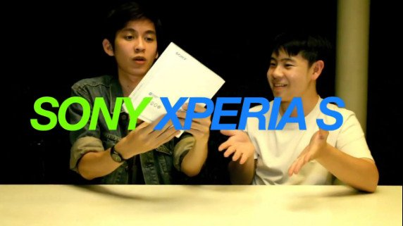 Power ON #001 : Sony Xperia S