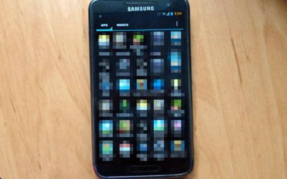 ภาพของจริง Samsung Galaxy S III ภาคไร้ TouchWiz ??