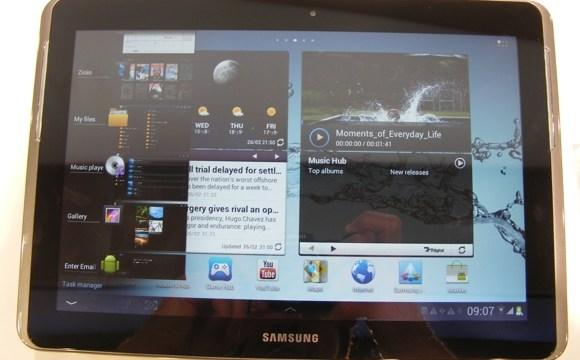 น่าทำแต่แรก! Samsung หยุดการผลิต Galaxy Tab 2 10.1 เตรียมเปลี่ยน CPU เป็น quad-core