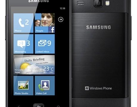 ยืนยันชัดแล้ว ครึ่งปีหลังนี้ Samsung จัด Windows Phone มาอีก 2 ตัวพร้อม Apollo แน่นอน