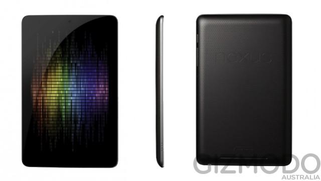 หลุดข้อมูล Google Nexus Tablet 7 นิ้วมาพร้อม CPU quad-core, Android Jelly bean