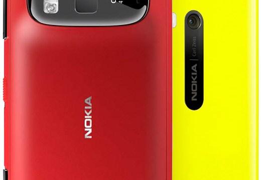 ความแตกต่างของ Nokia Lumia 920 และ Nokia 808 PureView
