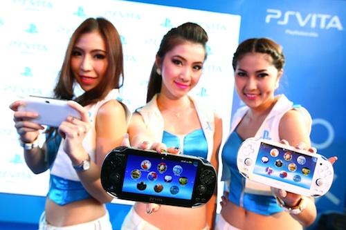 PSVita มาไทยแบบไม่มี 3G และภาษาไทย?