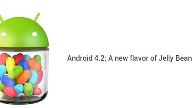 Android 4.2 Jelly Bean ชื่อเดิมแต่ความสามารถเพียบ