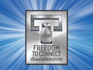 """Freedom to Connect"" สติ๊กเกอร์ของแท็บเล็ตยุคใหม่ที่ไร้ข้อจำกัดในการเชื่อมต่อ พร้อมแนะนำ 6 คุณสมบัติที่สุดยอดแท็บเล็ตควรมี"
