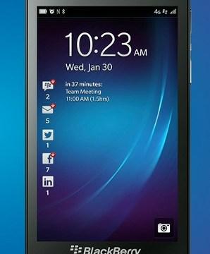 รวมวีดีโอแสดงความสามารถเด็ดๆของ BlackBerry 10