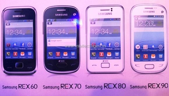 Feature phone ยังไม่ตาย Samsung เปิดตัว Rex Series ไร้ระบบปฏิบัติการกวาดตลาดล่าง