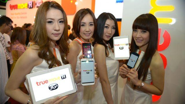 Thailand Mobile Expo 2013 Smart Phone ปรับฐานราคารับกระแส Social Network  กระตุ้นตลาดโตต้นปี