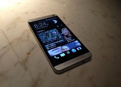 First Preview HTC One เรือธงหนึ่งเดียวของ HTC
