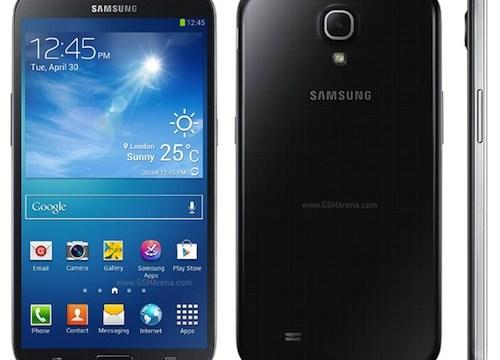 เปิดตัวอย่างเป็นทางการกับพี่น้อง Samsung Mega