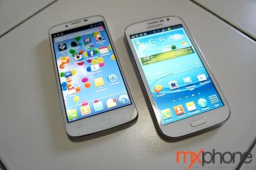 Samsung Galaxy Grand vs i-mobile IQ6 เทียบกันสักหน่อย รุ่นไหนคุ้มค่าโดนใจกว่ากัน