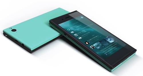 Jolla มาแล้ว เปิดตัว Smartphone เครื่องแรกของตัวเอง