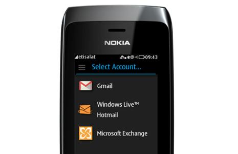 Nokia Asha 308, 309, 310 และ 311 เพิ่มความสามารถด้าน Exchange