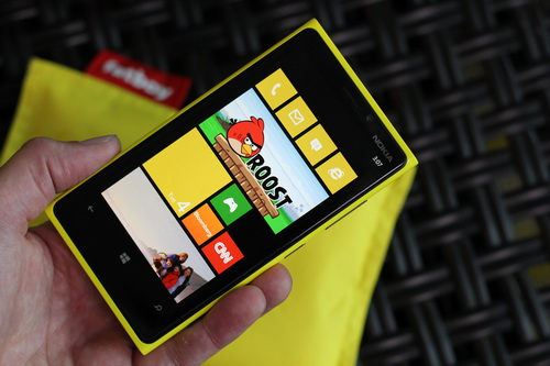 Lumia AMBER : Nokia Lumia 920 อัพเดทซอฟท์แวร์กล้องใหม่แจ่มแจ๋ว