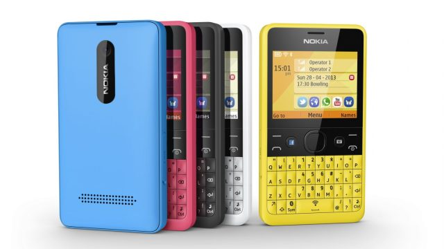 วางขายแล้ว Nokia Asha 210 สมาร์ทโฟนสองซิมมีปุ่มลัด Facebook ราคาเบาๆ 2,090 บาท
