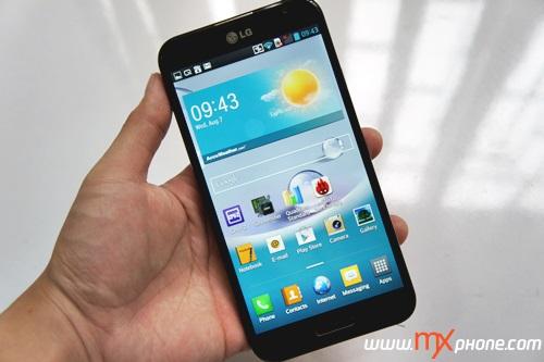 [Preview] LG Optimus G Pro ทายาทตัวสุดท้ายของตระกูล Optimus….