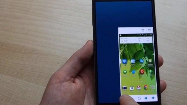 ใหญ่ไปก็ทำให้เล็ก Samsung ออก Tiny Screen Mode เพื่อผู้ที่รู้สึกว่ามือถือจอใหญ่ไป