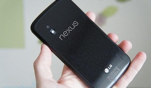 Nexus 4 LTE อาจจะเปิดตัวพร้อม Nexus 5