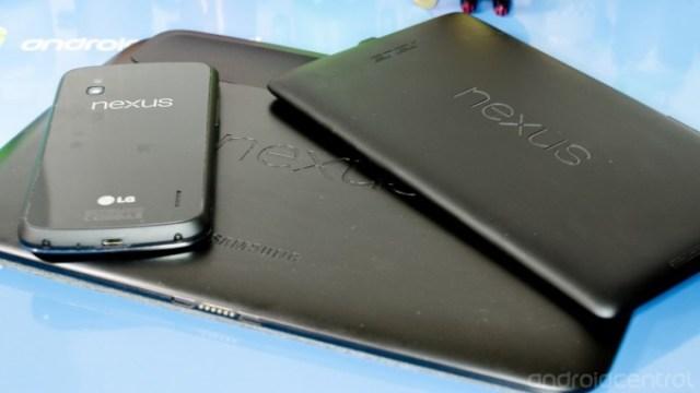 Android 4.4 มาแล้วบน Nexus 7, Nexus 10