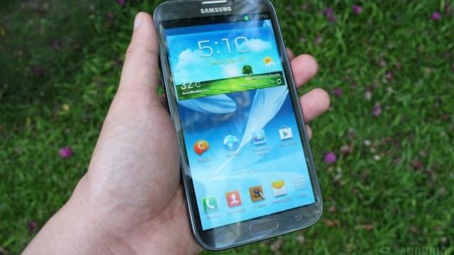 Galaxy Note 2 บางประเทศเริ่มได้รับอัพเดทเป็น Android 4.3 แล้ว!