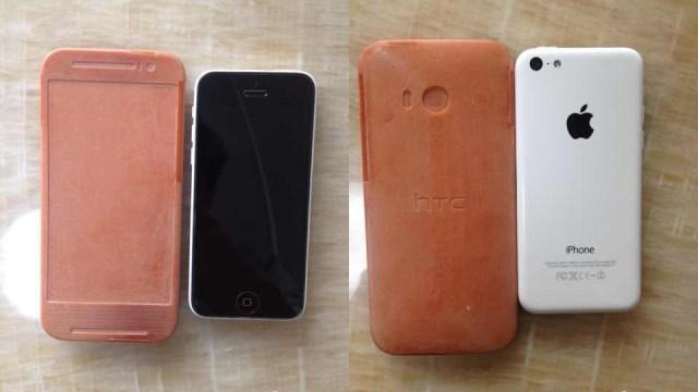 ข้อมูล HTC One 2 มาในรูปแบบม็อคอัพจากเครื่อง 3D Printer